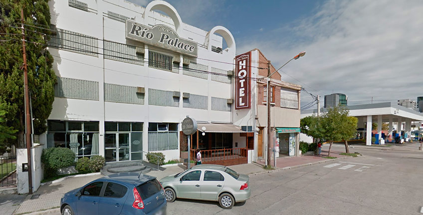 Rio Palace Hotel - Río Cuarto Córdoba   El Hotel
